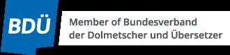 BdÜ member