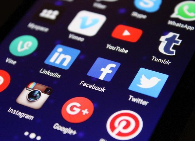 arabische soziale Medien