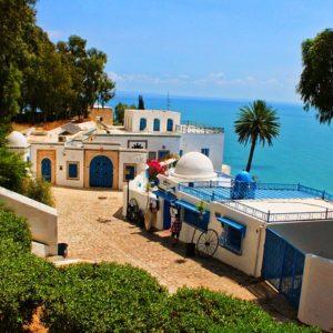 Tunesien Meer