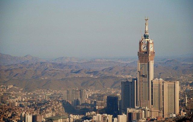Mekka Saudi-Arabien